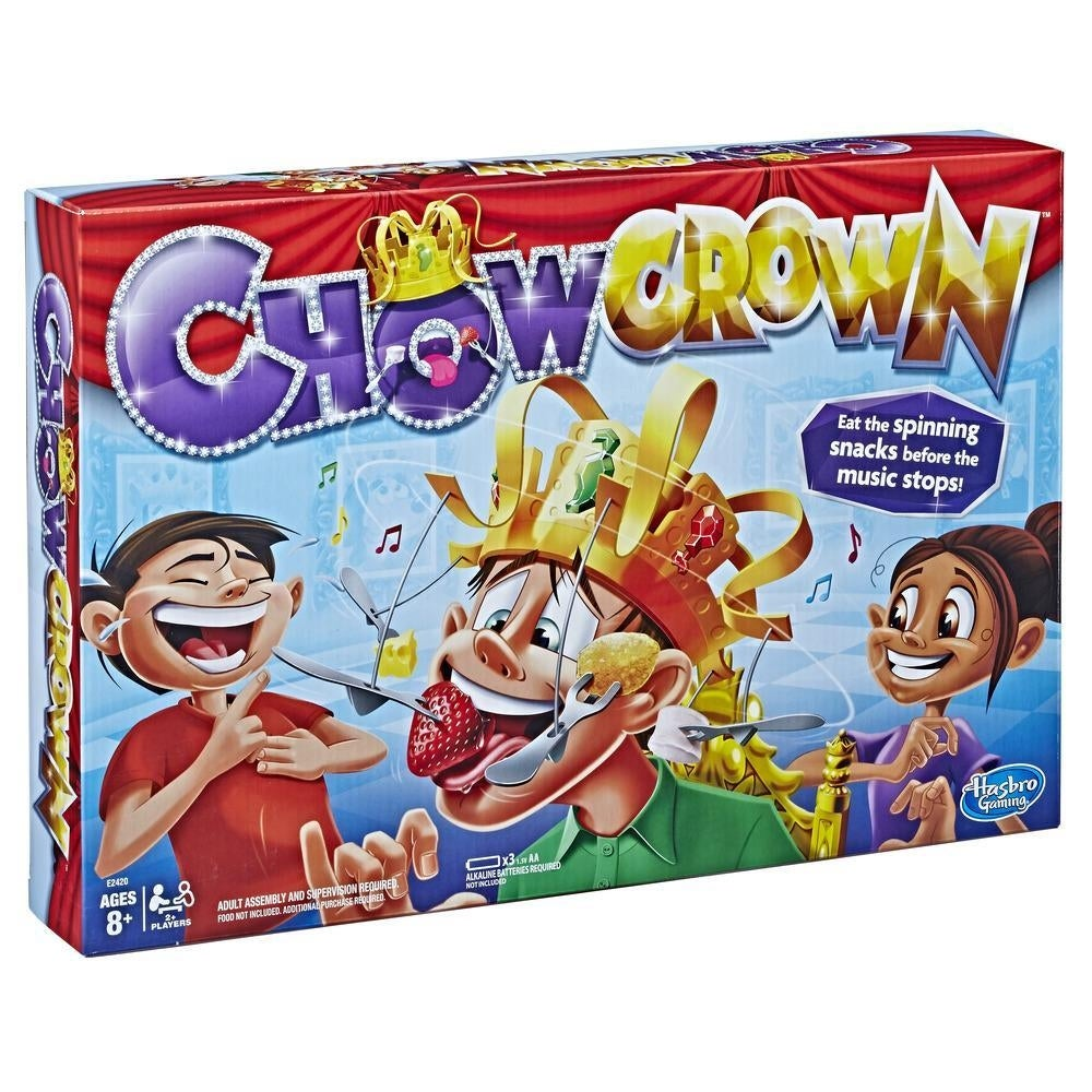 Hasbro Chow Crown