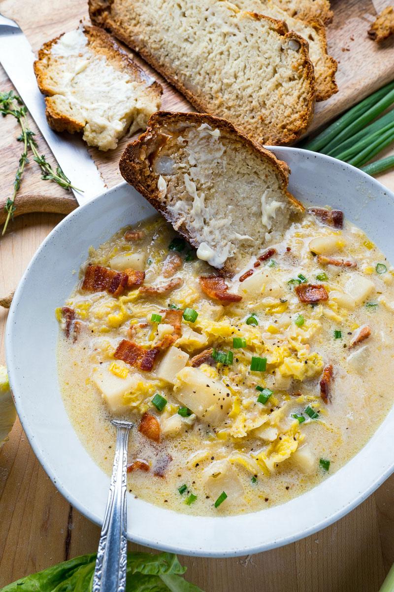 Colcannon Soup