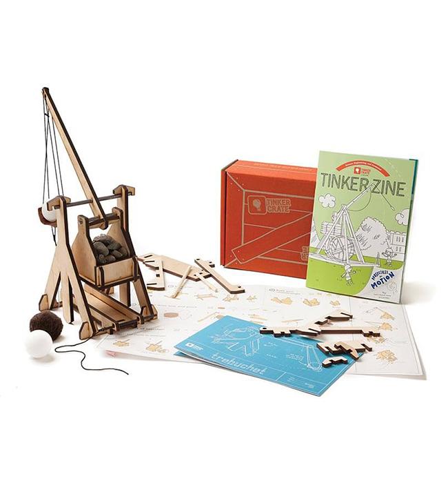 KiwiCo Tinker Crate