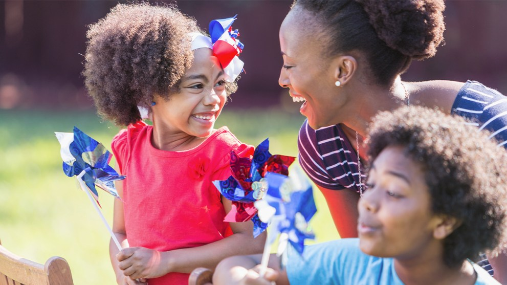 Red, White and Cute: Adorable Americana Outfits for Your Little Ones