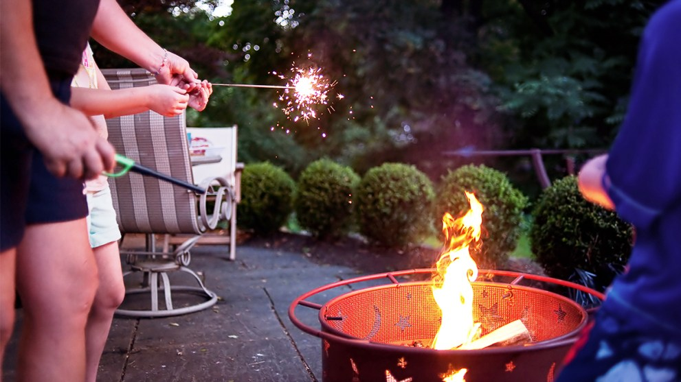 7 Ideas for a Social Distancing 4th of July Party