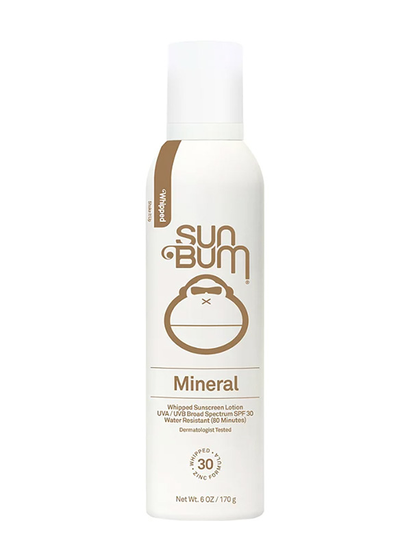 Sun Bum Mineral Whipped Mousse