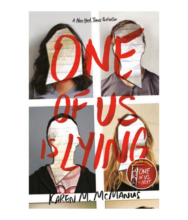 One of Us is Lying by Karen McManus