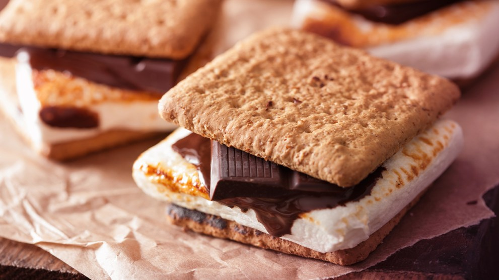 How to Celebrate National S'mores Day
