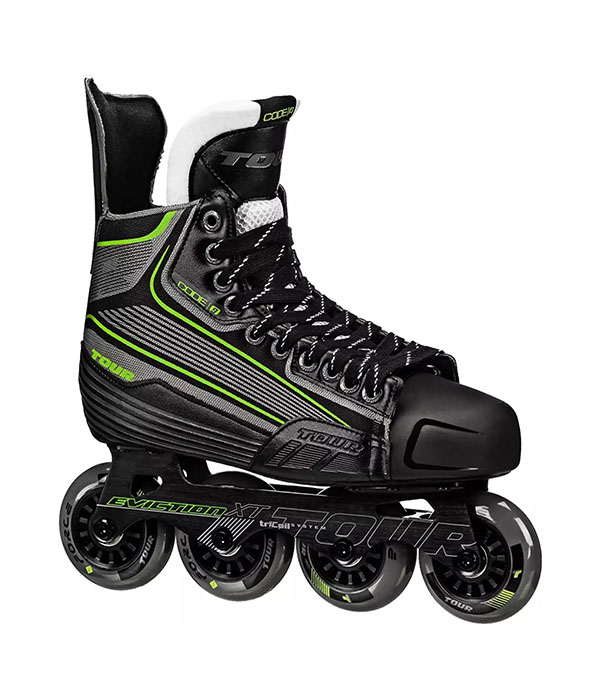 Tour Senior Code 9 Roller Hockey Skates