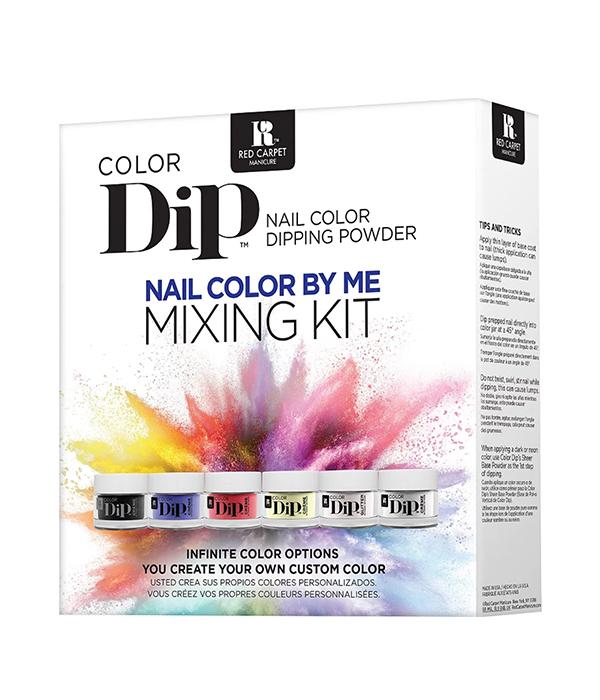 Red Carpet Manicure Color Dip Color By Me Kit