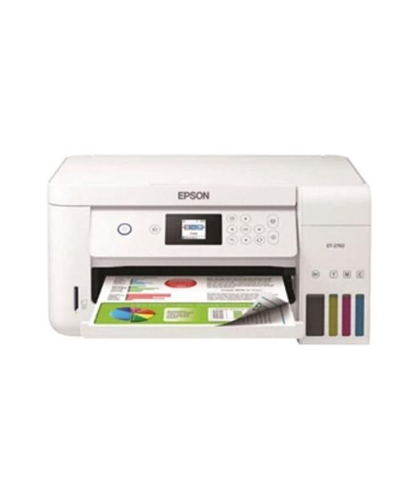 Epson EcoTank Wireless Color All-in-One Cartridge-Free Supertank Printer