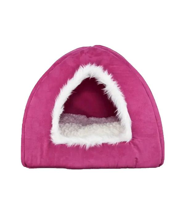 Harmony Hooded Igloo Cat Bed