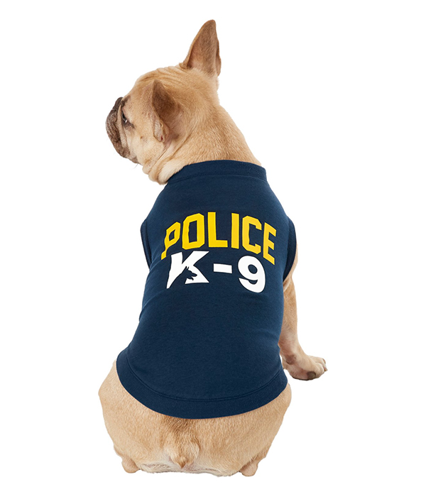 Frisco K-9 Police Dog & Cat T-Shirt