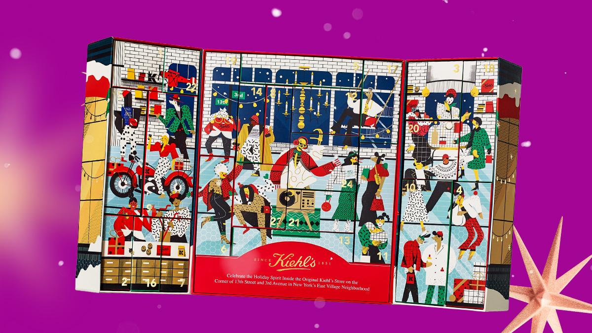 Kiehl's Advent Calendarr