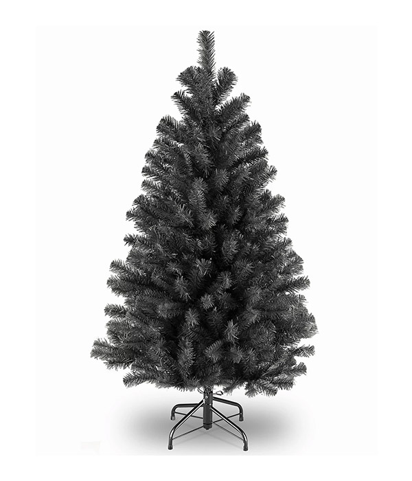 National Tree Co. 4.5 ft. North Valley Black Spruce Artificial Christmas Tree