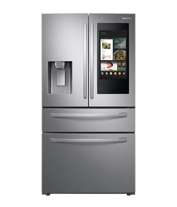 Samsung Family Hub 27.7-cu ft French Door Refrigerator