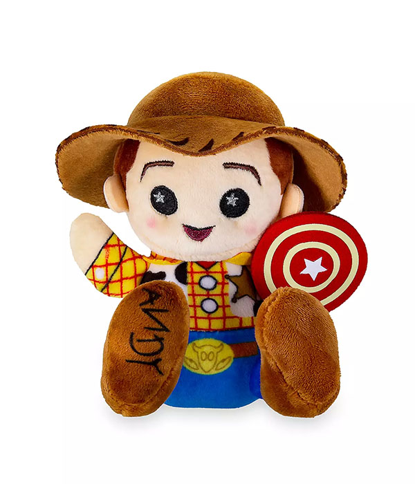 Woody Disney Parks Wishables Plush