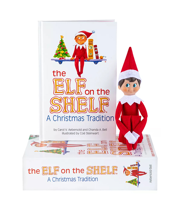 The Elf On The Shelf Keepsake Box Set