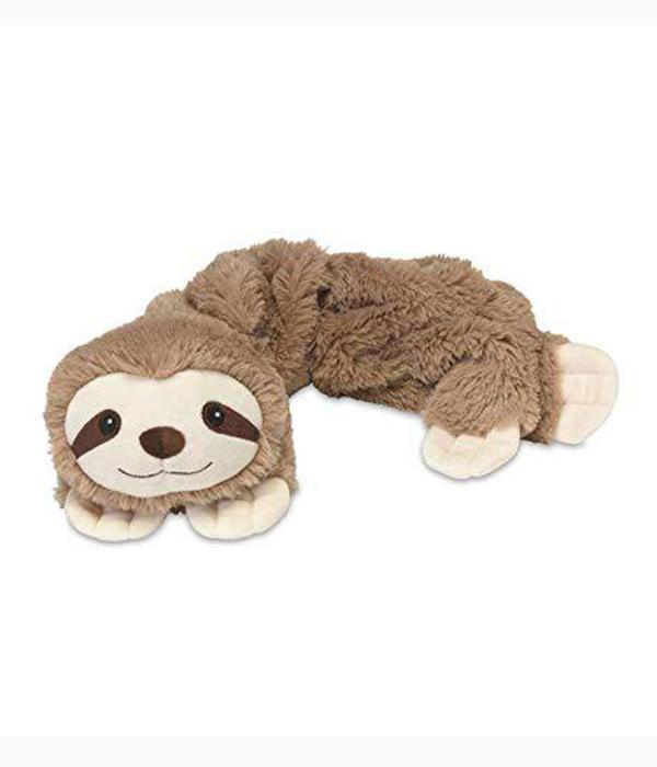 Warmies Sloth Plush Wrap