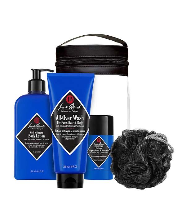 Jack Black Clean & Cool Body Basics