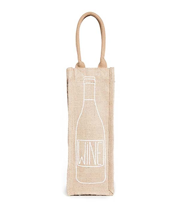 Shopbop @Home The Little Market Reusable Wine Tote