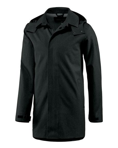 men spring essentials - rain trench coat