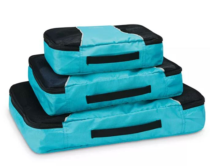 Samsonite Three-Piece Packing Cube Set
