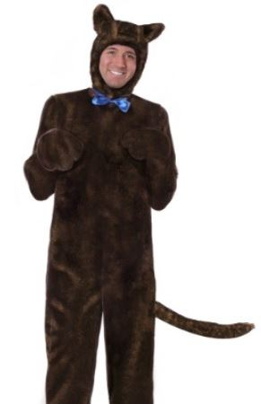 Deluxe Brown Dog Costume