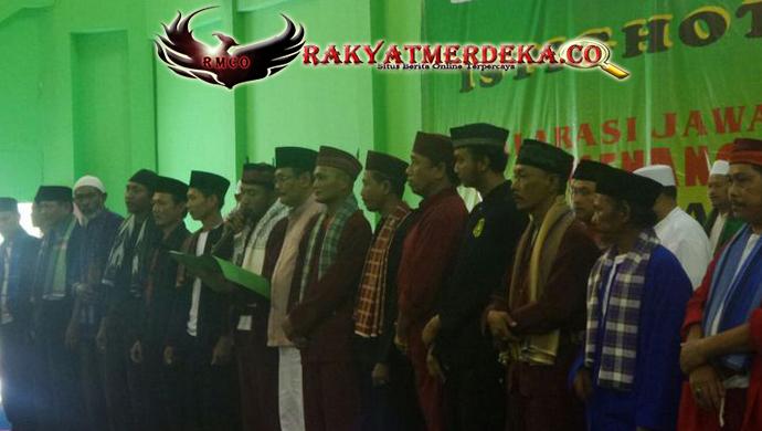 Jawara Beksi Deklarasi Dukungan untuk Ahok-Djarot