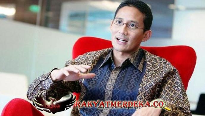 Kalau Terpilih, Sandiaga Bakal Buat Forum Rembuk Eks Gubernur DKI