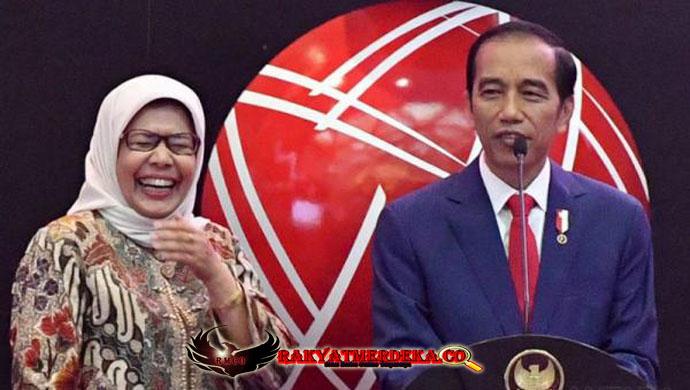 Jokowi, Tidak Perlu Takut, Katakan, Maka Saya Tahu Mana Yang Mesti Di Gebuk