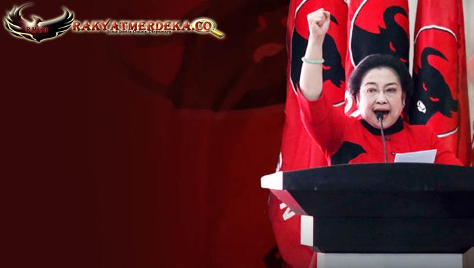 PDIP Disamakan PKI, Megawati: Mereka Iri PDIP Partai Terbesar