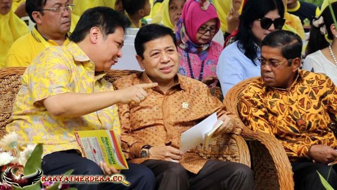 Siap Jadi Pengganti Setnov, Idrus Marham Ngaku Sudah Bertemu Presiden
