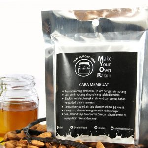 Almond Milk KIT (MYOR) – Green tea
