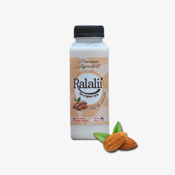 Raw Almond Milk - Original 2