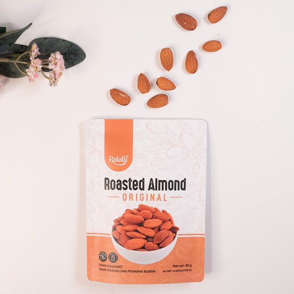 Almond Panggang Original/ Roasted Almond Original 1