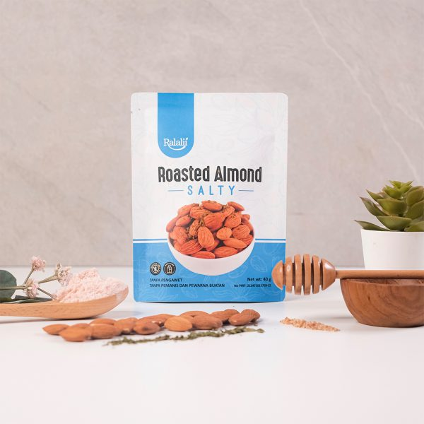 Roasted Almond Salty