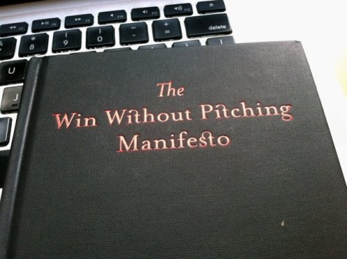 Book Review: The Win Without Pitching Manifesto Bair Enns
