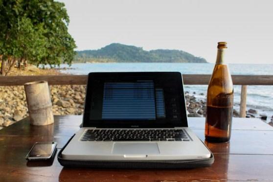 Digital Nomad Office