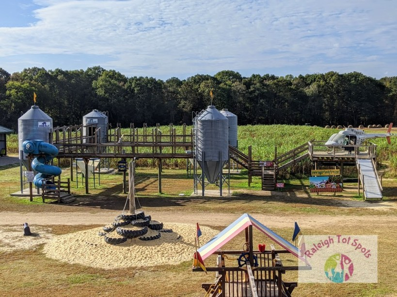 Naylor Family Farm And Corn Maze Raleigh Tot Spots