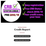 How to check CRB status online Kenya