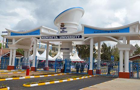 Kenyatta University Courses