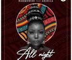 ALL NIGHT - HARMONIZE FT ANJELLA - MP3 AUDIO