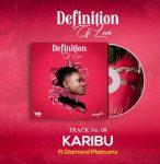 Karibu - Mbosso Ft Diamond Platnumz - Mp3 Audio Download
