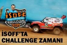 İsoff Challenge'a hazır!