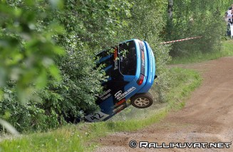 Juhan Autohuolto Rallisprint