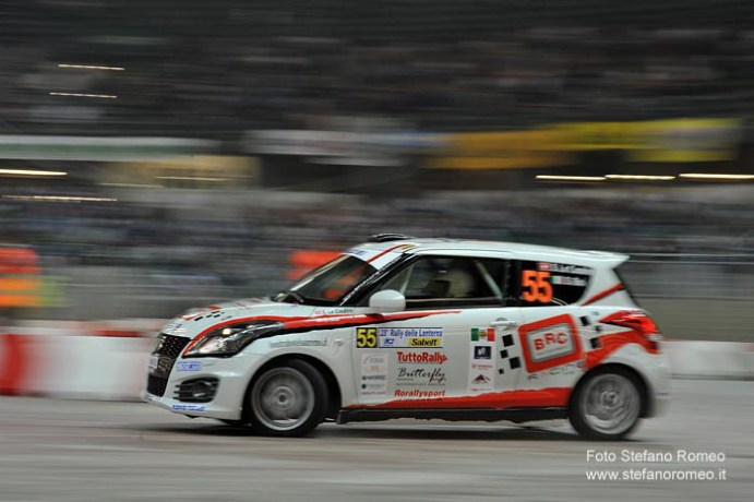Butterfly Motorsport Brc Rally Lanterna Swift