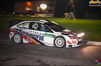 1 Rally della Marca 2012 - Emanuele Di Donna
