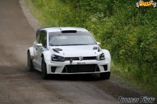 1 test Polo RS WRC 2012