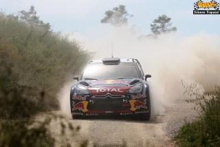 2 test Citroen WRC di Simone Trapassi