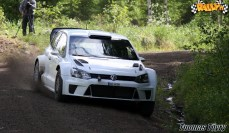 4 test Polo RS WRC 2012