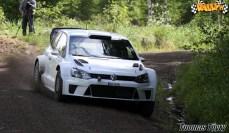 4 test Polo RS WRC 2012