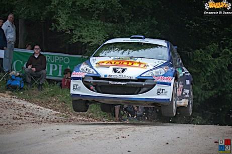 5 Rally della Marca 2012 - Emanuele Di Donna