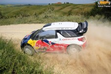 6 test Citroen WRC di Simone Trapassi